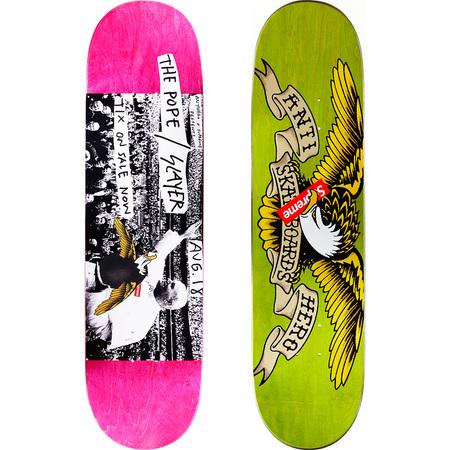 Supreme®/ANTIHERO® Pope Skateboard (Random)