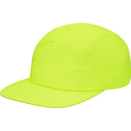 Taped Seam Camp Cap (Bright Lime)
