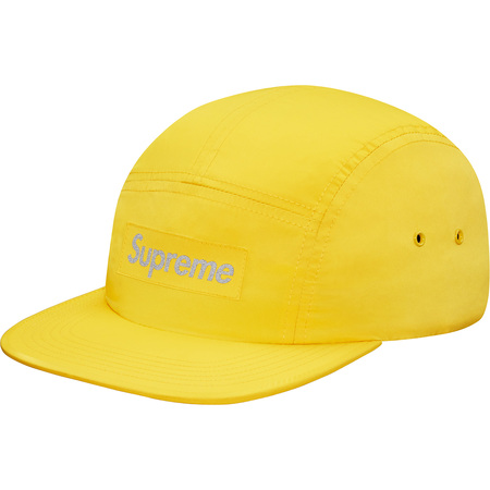 Printed 3M® Reflective Logo Camp Cap (Yellow)
