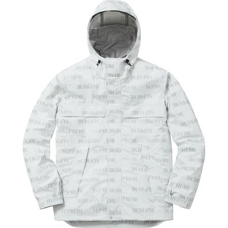 3M® Reflective Repeat Taped Seam Jacket (White)
