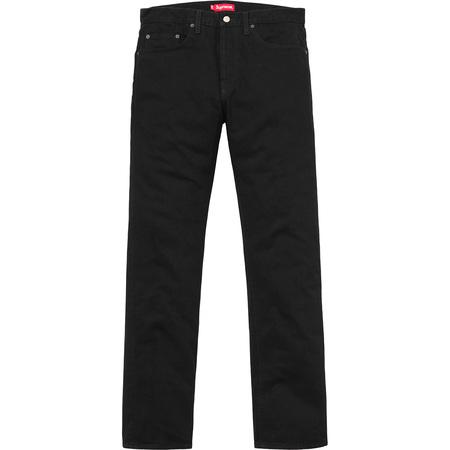 Black Slim Jeans (Black)