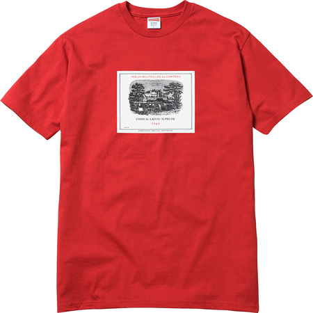Chateau Tee (Red)