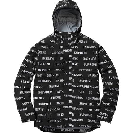 3M® Reflective Repeat Taped Seam Jacket (Black)