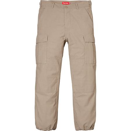 Cargo Pant (Khaki)