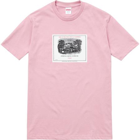 Chateau Tee (Pink)