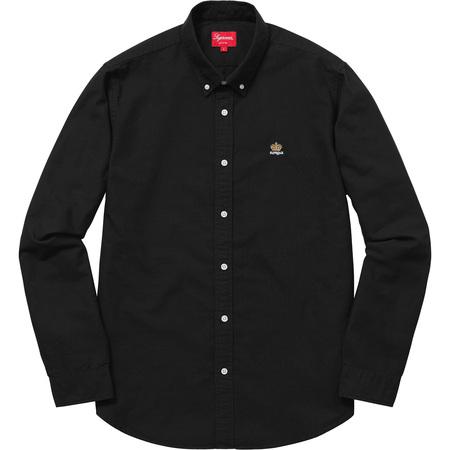 Oxford Shirt (Black)