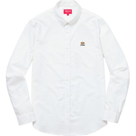 Oxford Shirt (White)