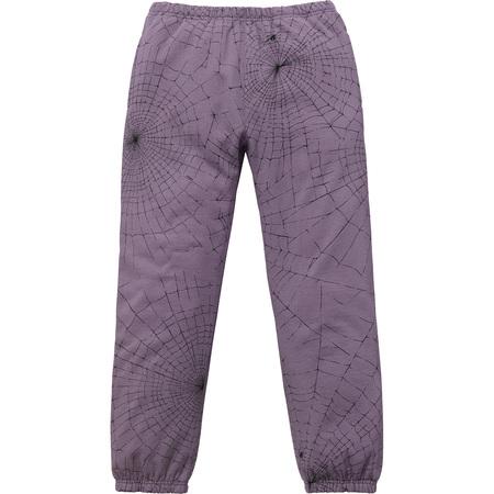 Spider Web Sweatpant (Dusty Purple)