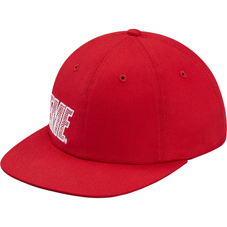 Side Banner 6-Panel (Red)