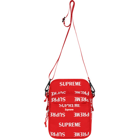 3M® Reflective Repeat Shoulder Bag (Red)