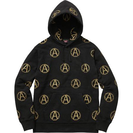 Supreme®/UNDERCOVER Anarchy Hooded Sweatshirt (Black)