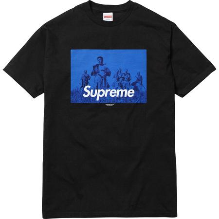 Supreme®/UNDERCOVER Seven Samurai Tee (Black)