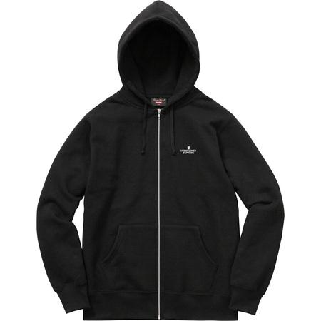 Supreme®/UNDERCOVER Generation Fuck You Zip Up Sweat (Black)