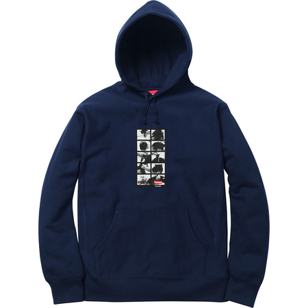 Sumo Hooded Sweatshirt (Navy)