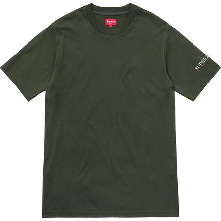 Sleeve Logo Tee (Green)