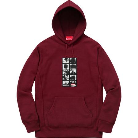Sumo Hooded Sweatshirt (Burgundy)
