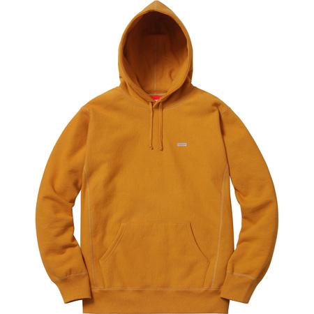 3M® Reflective Logo Hooded Sweatshirt (Gold)