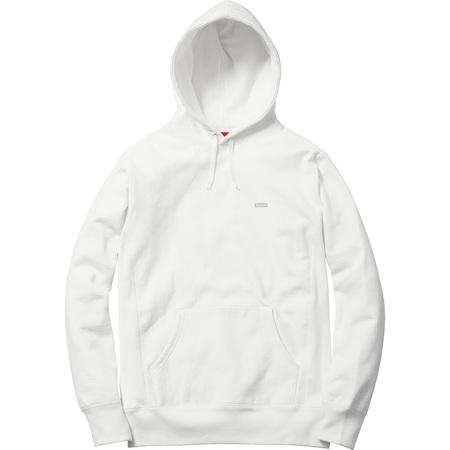 3M® Reflective Logo Hooded Sweatshirt (White)