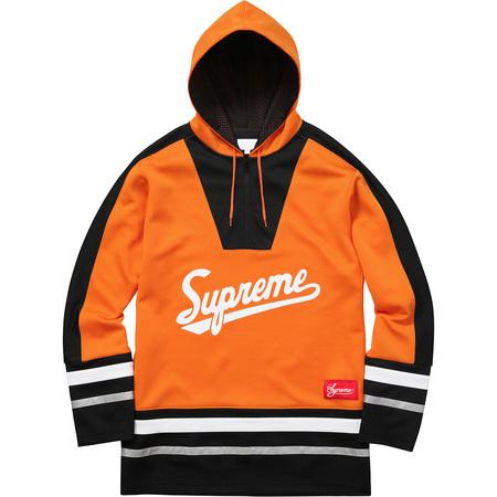 3M® Reflective Hooded Hockey Top (Orange)