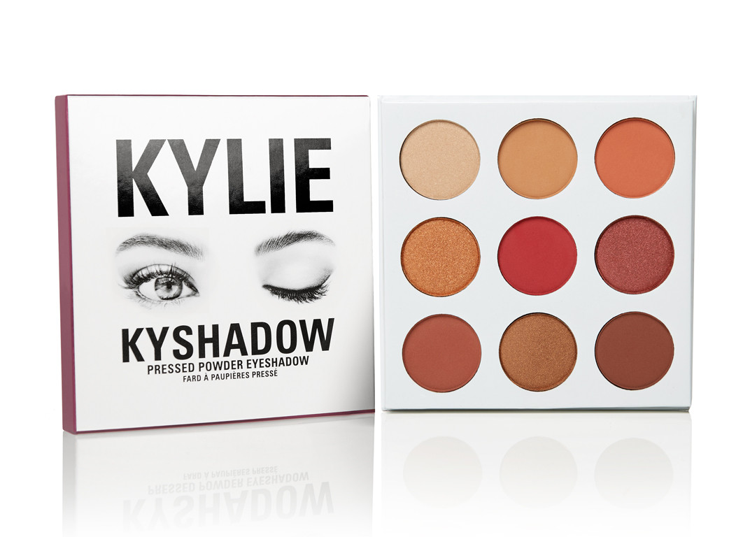 The Burgundy Palette | Kyshadow