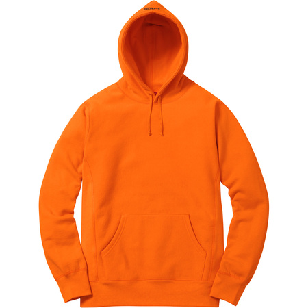 Digi Hooded Sweatshirt (Orange)