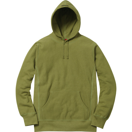 Digi Hooded Sweatshirt (Moss)