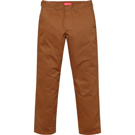 Work Pant (Rust Brown)