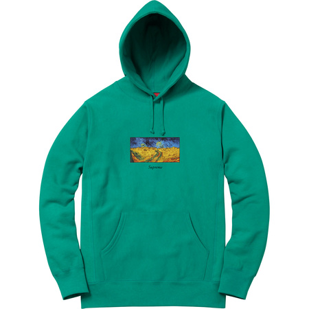 Field Hooded Sweatshirt (Aqua)