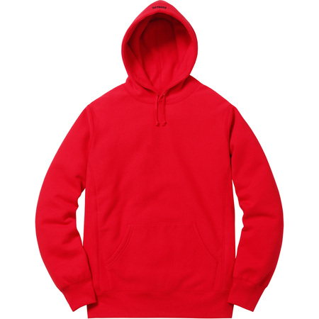 Digi Hooded Sweatshirt (Red)