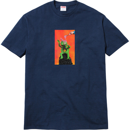 Mike Hill Brains Tee (Navy)