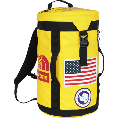 Supreme®/The North Face® Trans Antarctica Expedition Big Haul Backpack (Yellow)