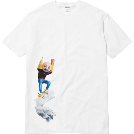Mike Hill Regretter Tee (White)