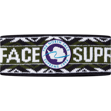 Supreme®/The North Face® Trans Antarctica Expedition Headband (Olive)