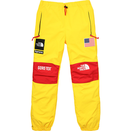 Supreme®/The North Face® Trans Antarctica Expedition Pant (Yellow)
