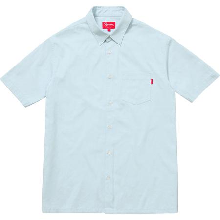 Light S/S Oxford Shirt (Light Blue)