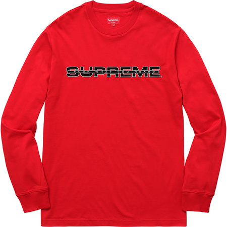 3M® Reflective L/S Tee (Red)