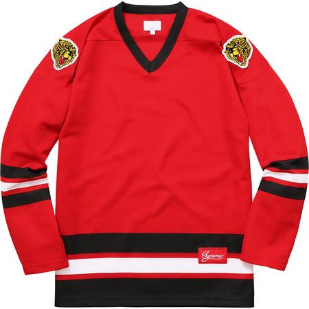 Freaky Hockey Jersey (Red)