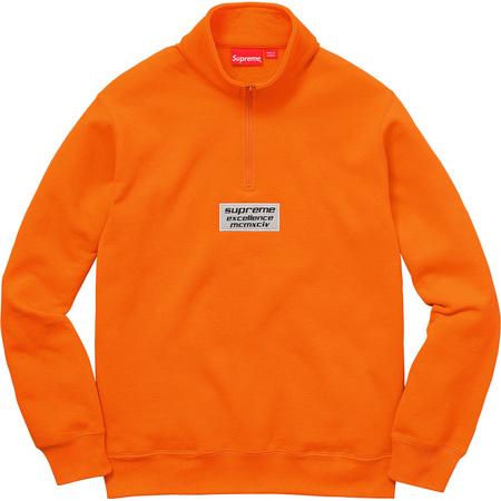 3M® Reflective Excellence Half Zip Sweat (Orange)