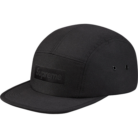 Jacquard Logo Camp Cap (Black)