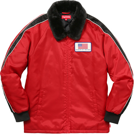 Freighter Jacket (Red)