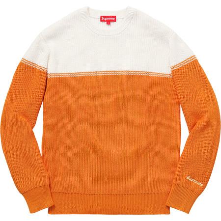 Alpine Sweater (Orange)