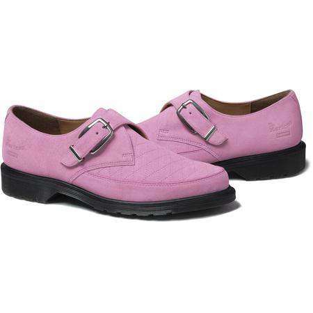 Supreme®/Dr. Martens® Rousden Creeper (Pink)