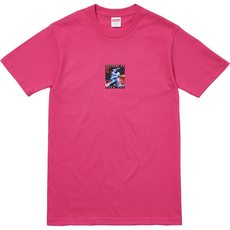 Cyber Tee (Dark Pink)