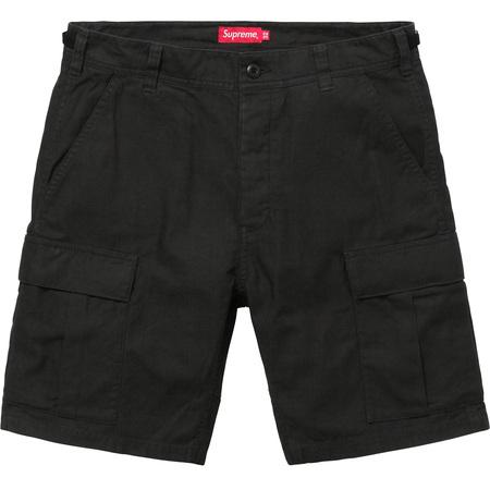 Cargo Short (Black)