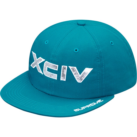 XCIV 6-Panel (Teal)