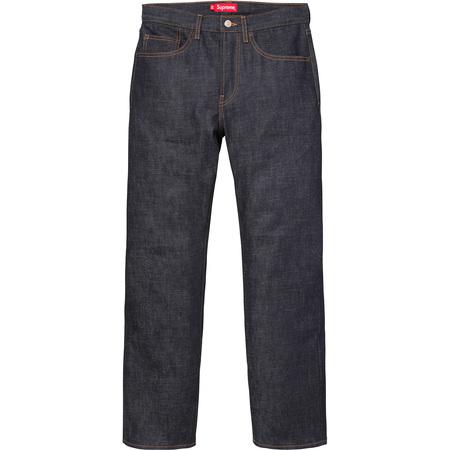 Rigid Slim Jeans (Rigid Indigo)