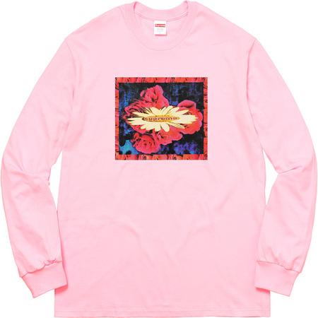 Bloom L/S Tee (Light Pink)