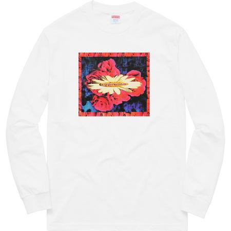 Bloom L/S Tee (White)