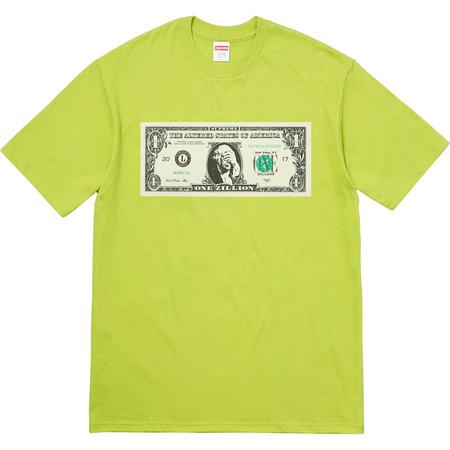 Dollar Tee (Lime)