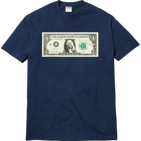 Dollar Tee (Navy)